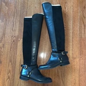 FRANCO SARTO- over the knee boots